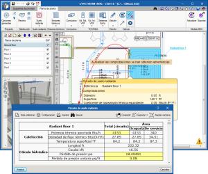 CYPETHERM HVAC. Comprobación, dimensionado y salida de resultados